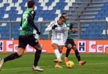 Sassuolo-Inter diretta