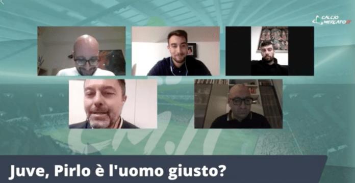 Vaciago post Benevento Juve