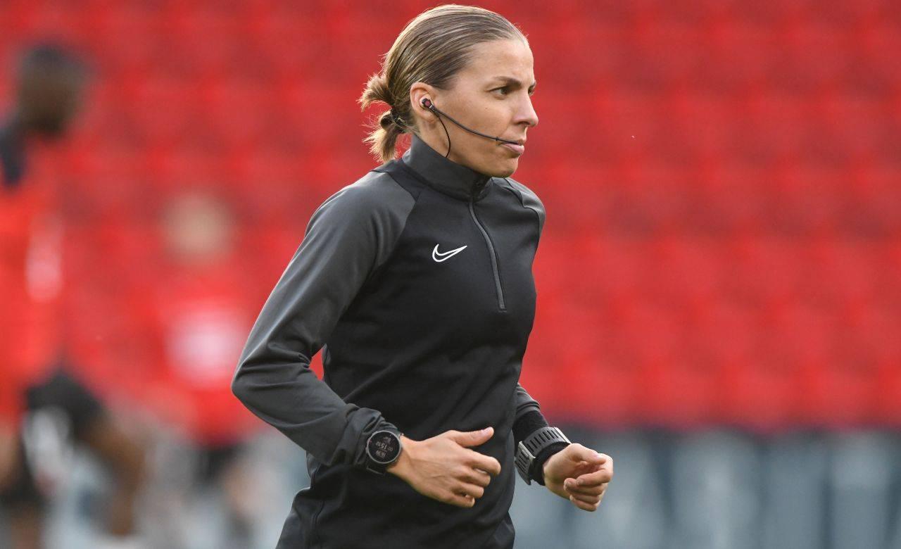 Juve-Dinamo Kiev, primo arbitro donna in Champions: è Stephanie Frappart