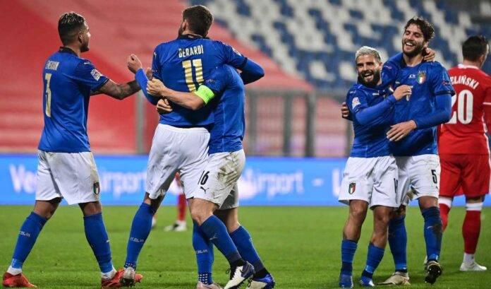 Diretta Bosnia Italia formazioni ufficiali live