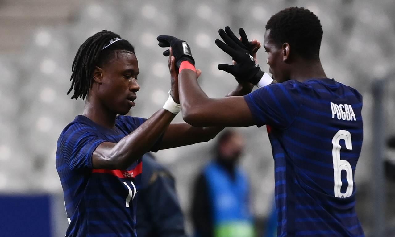 Calciomercato Juventus Camavinga Pogba