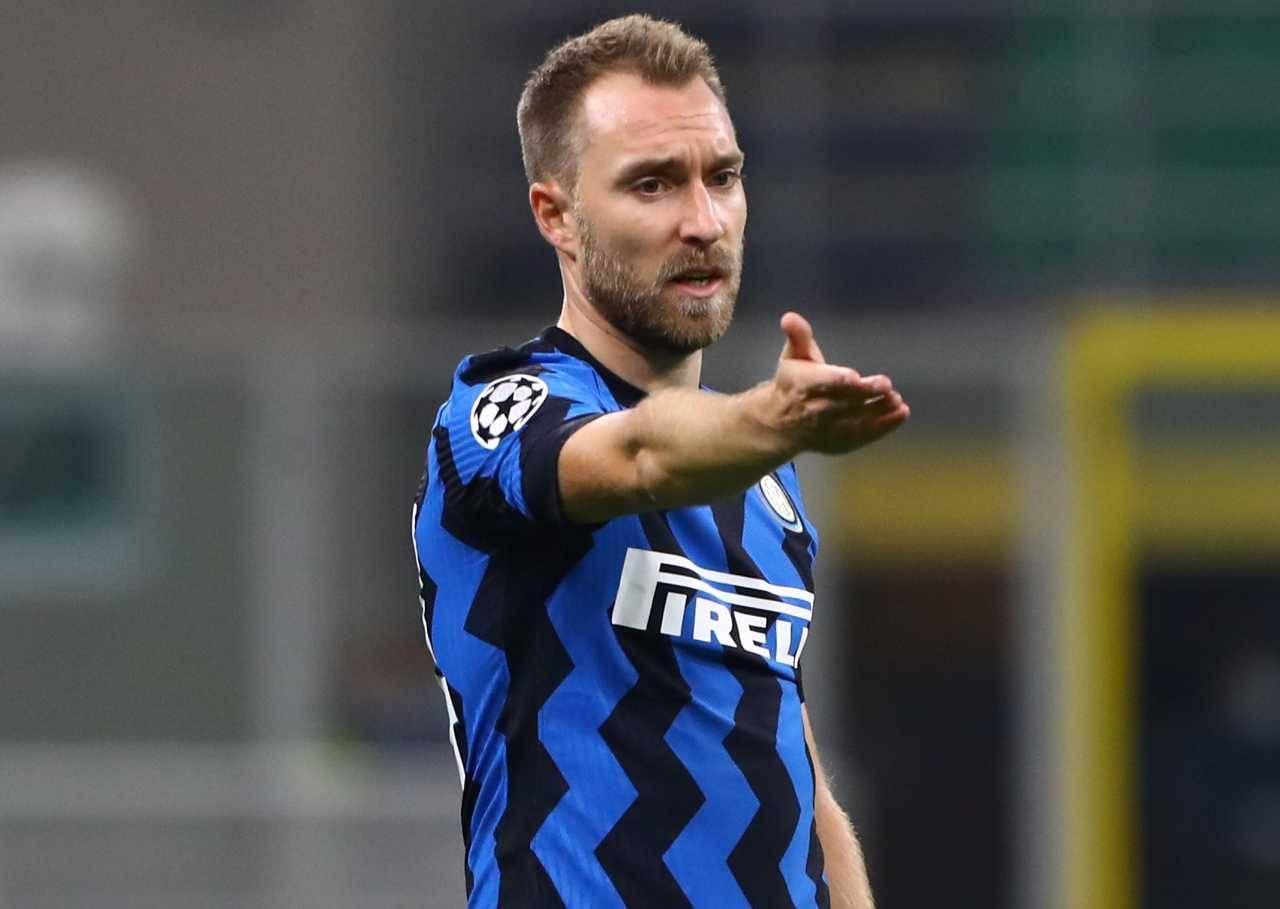 Calciomercato Inter, Milan su Eriksen | Si pensa allo scambio