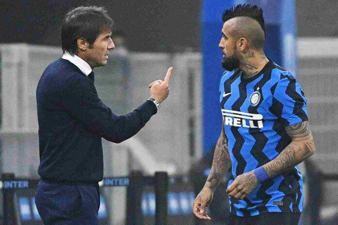 Inter, Conte out: