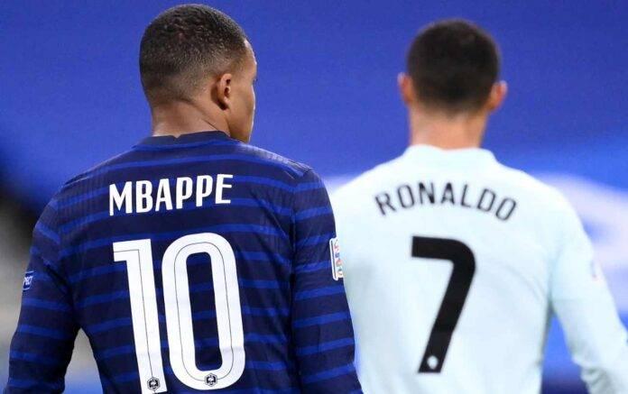 Diretta Nations League Portogallo-Francia | Cronaca live, Ronaldo Mbappe