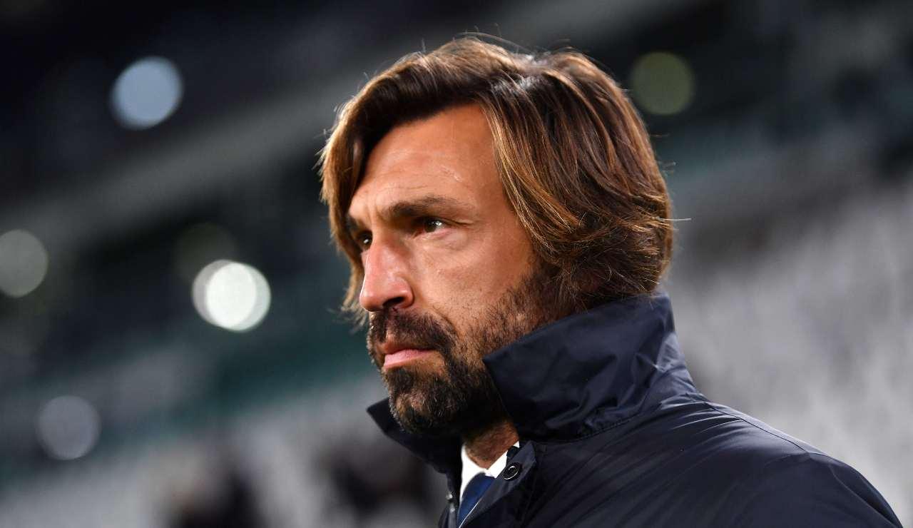 Juventus-Cagliari, Pirlo in conferenza: