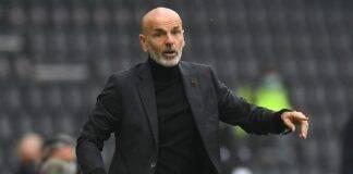 Diretta Milan Lille formazioni Pioli