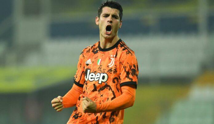 Inter-Juventus, parla Morata:
