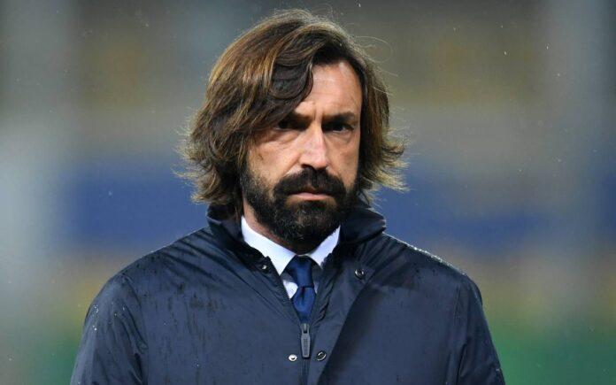 Juventus-Fiorentina Pirlo