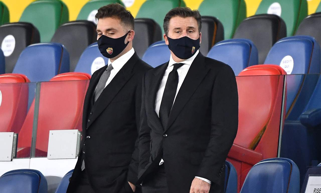 Calciomercato Roma Juve Reynolds