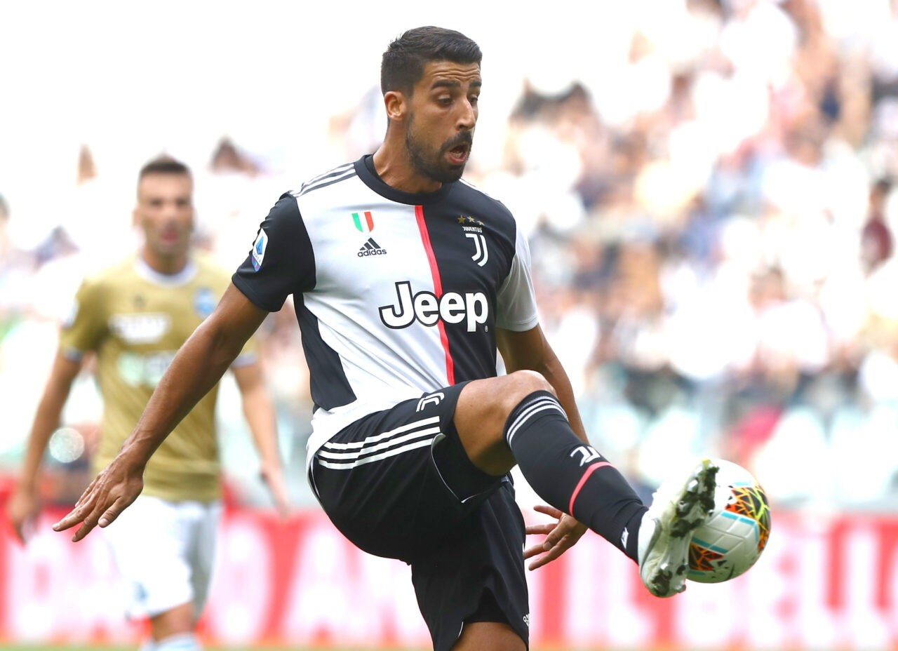 calciomercato Milan Khedira