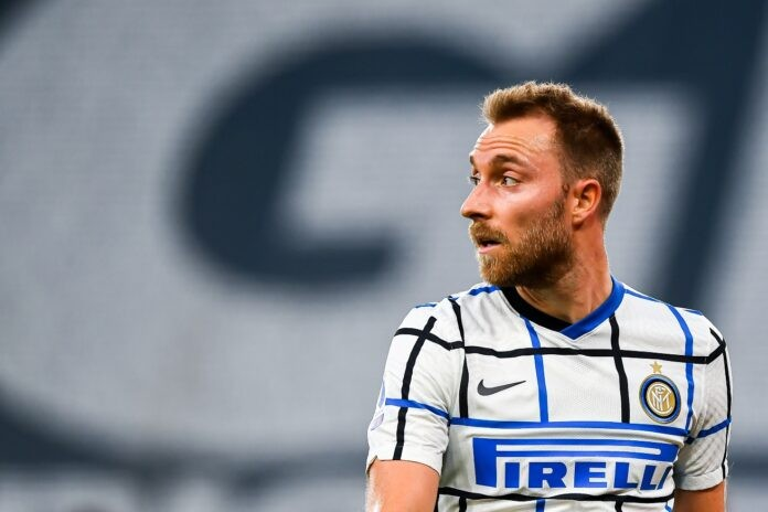 Cagliari-Inter Eriksen