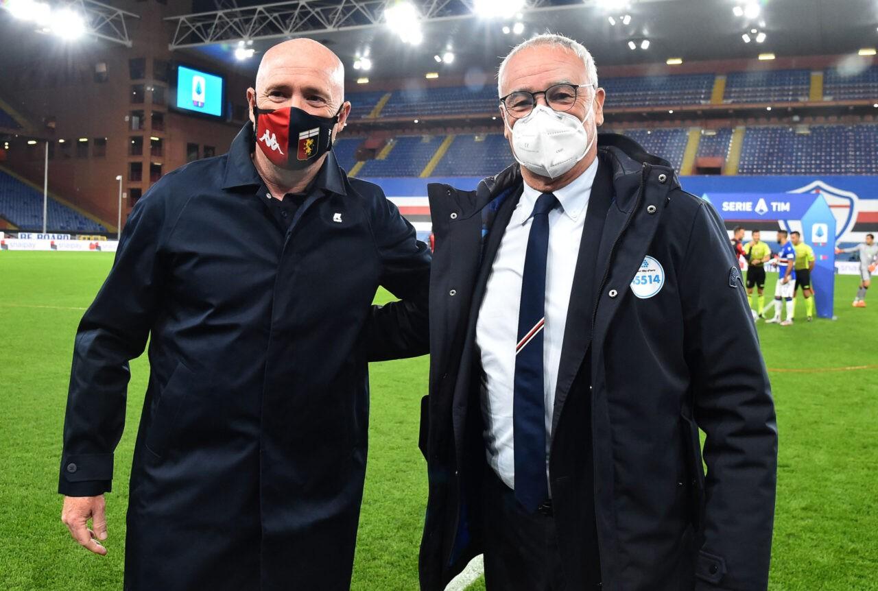 Genoa: Maran verso l'esonero, si cerca l'intesa con Ballardini