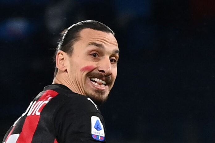 Zlatan Ibrahimovic nuovo attaccante Milan