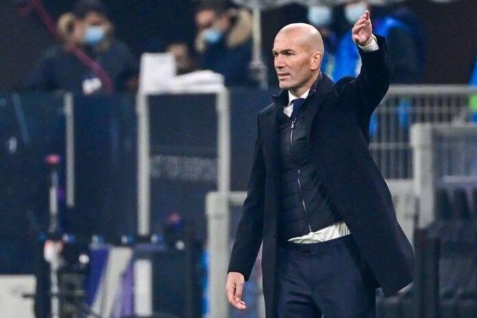 Zidane esonero dimissioni