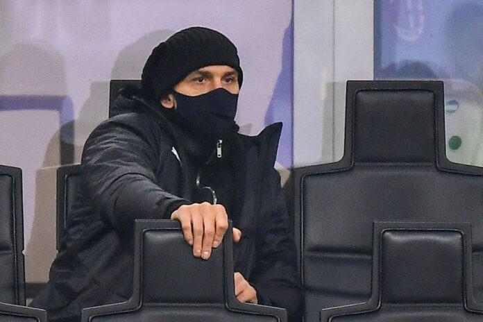Ibrahimovic out Milan Juve