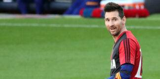 Messi addio errore