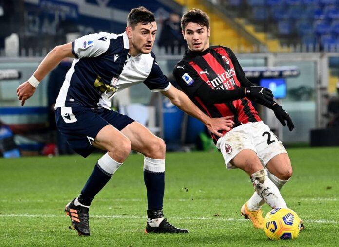 voti primo tempo Sampdoria-Milan