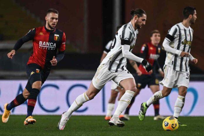Genoa Juventus