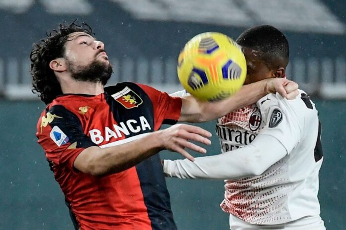 pagelle Genoa-Milan