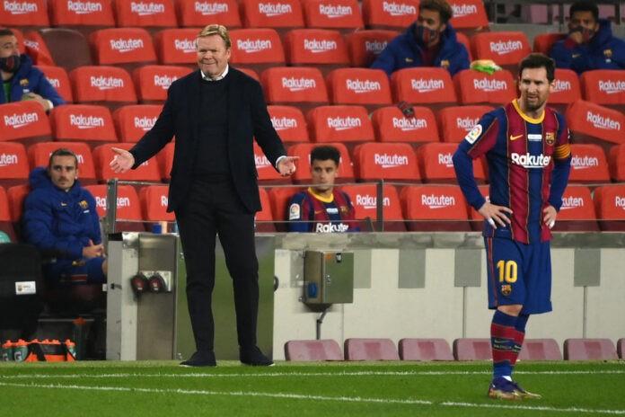 Depay stop Barcellona
