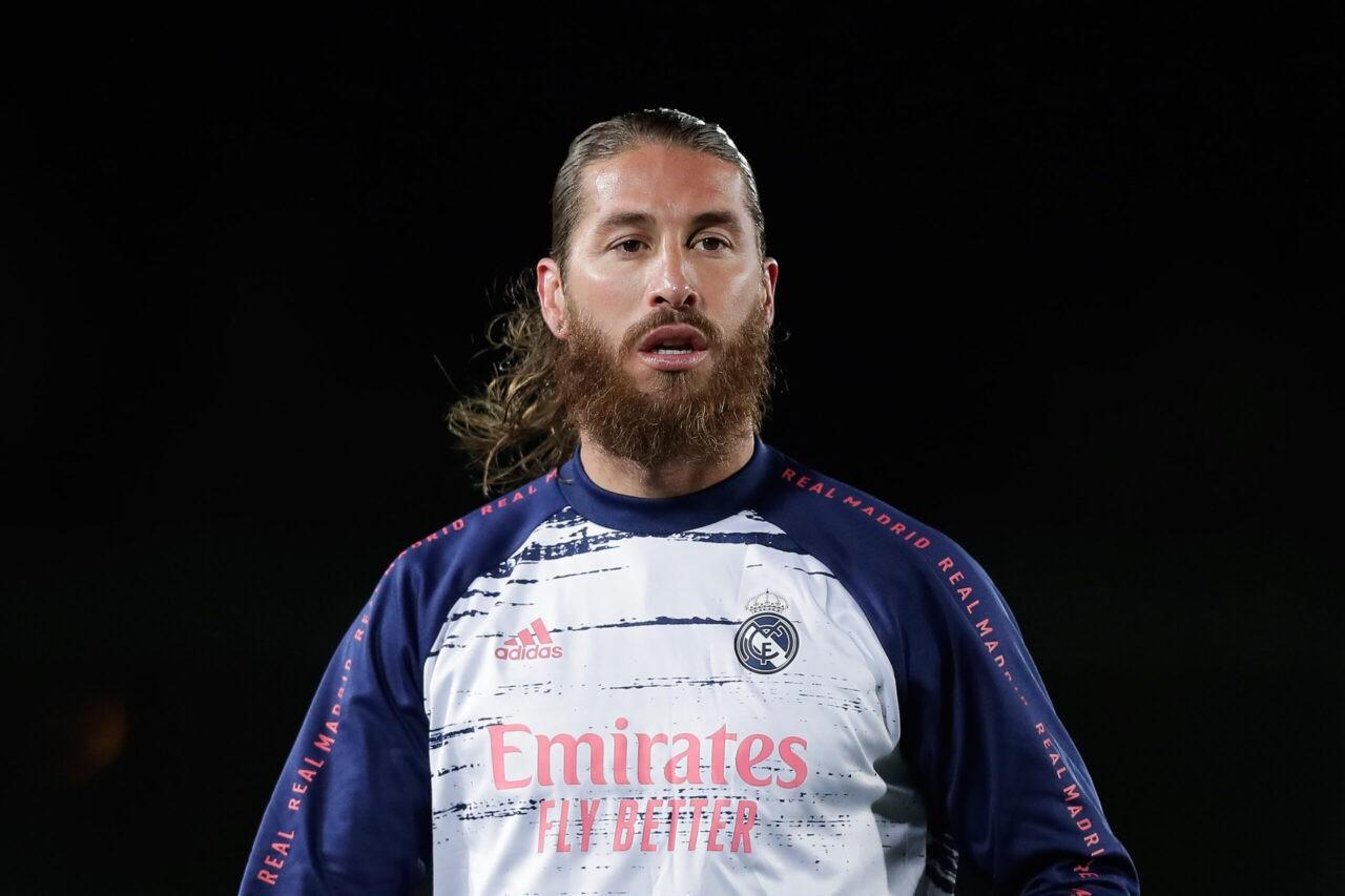 Sergio Ramos calciomercato Juventus