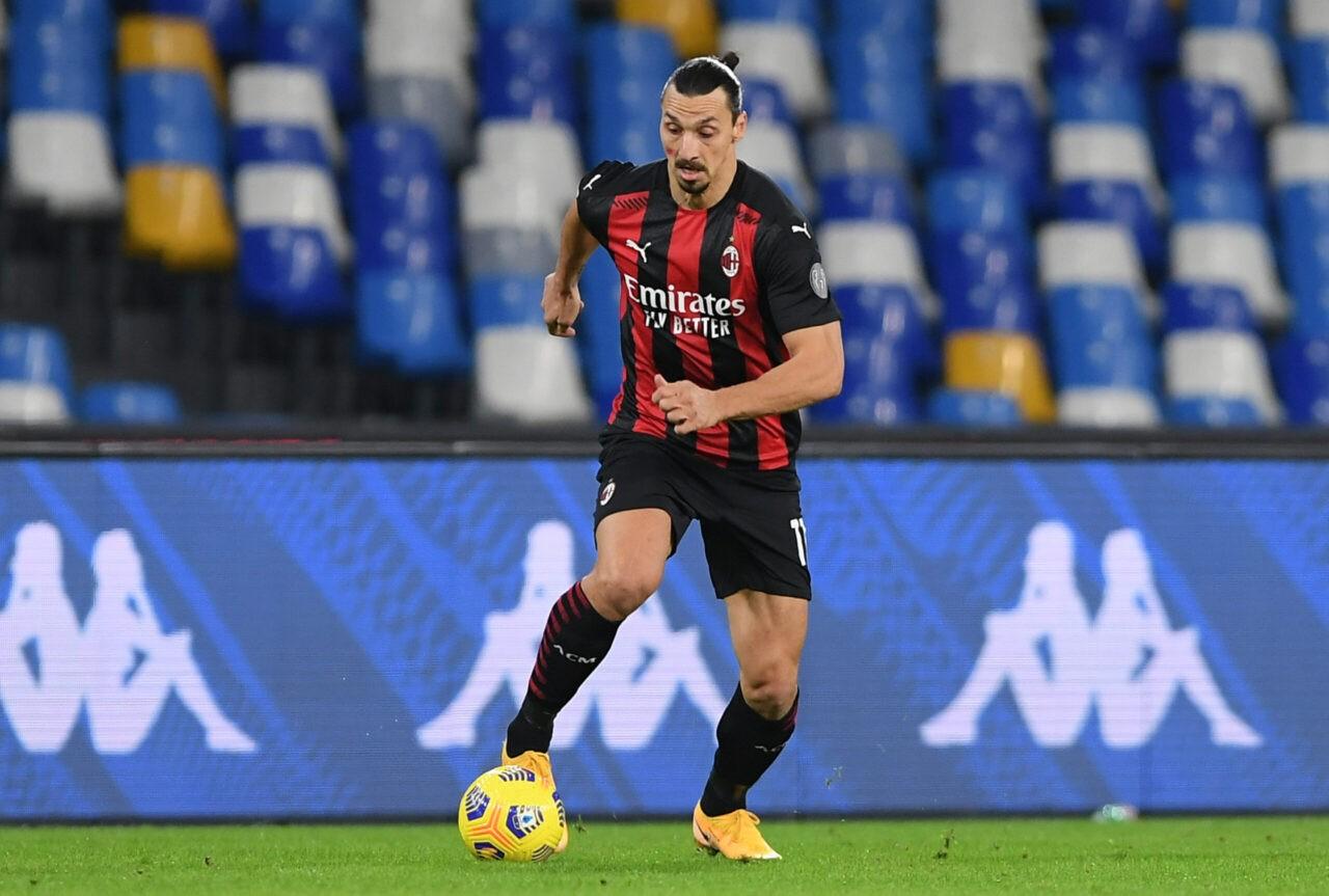 calciomercato Milan Ibrahimovic Haaland