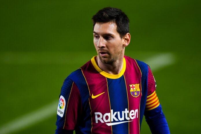 Barcellona Messi Psg