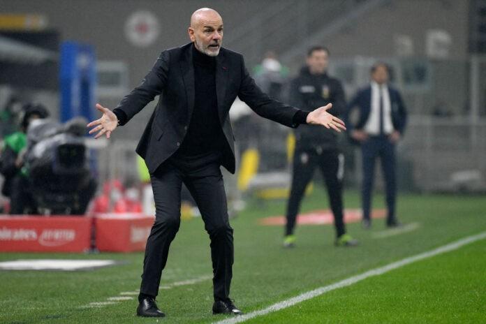 Pioli attacco Milan Scamacca Jovic