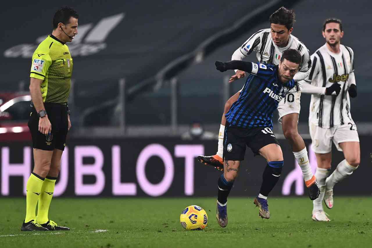 Milan Juventus Gomez