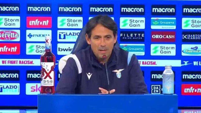 Lazio-Bayern Monaco, conferenza Inzaghi: