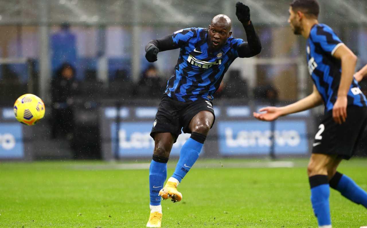 Inter Lukaku Giroud Milik