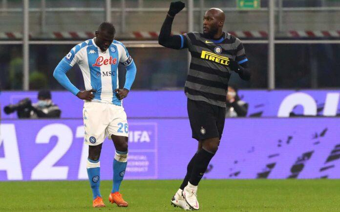 Inter-Napoli Lukaku