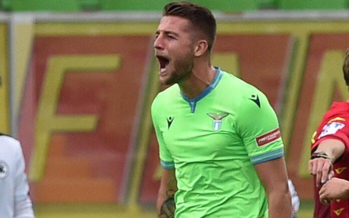Lazio Milinkovic Savic