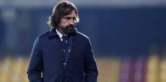 Pirlo calciomercato Juventus (getty images)