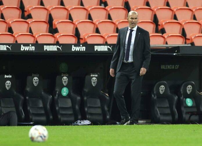 Zidane (getty images)