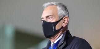"""Serie A, Gravina: """"Buone chance di riaprire gli stadi prima di giugno"""""""
