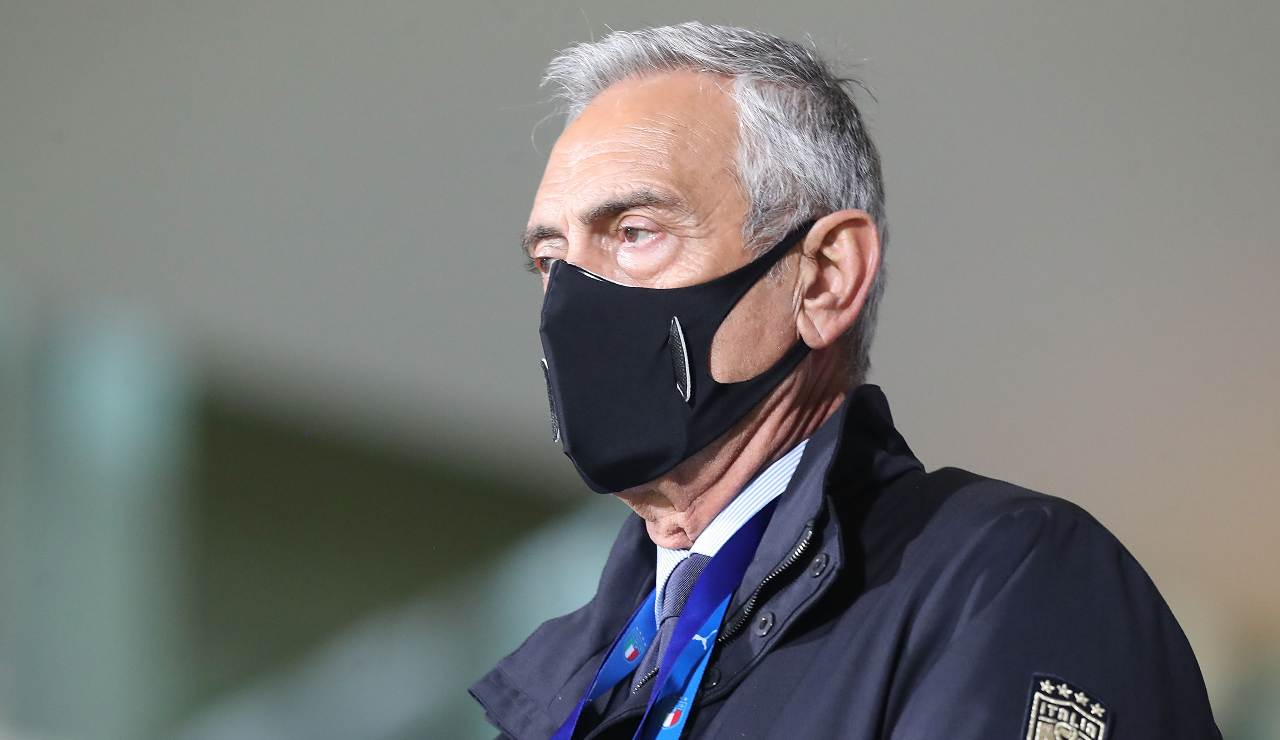 """Lazio Torino, Gravina: """"Oggettiva impossibilità a disputare la partita"""""""