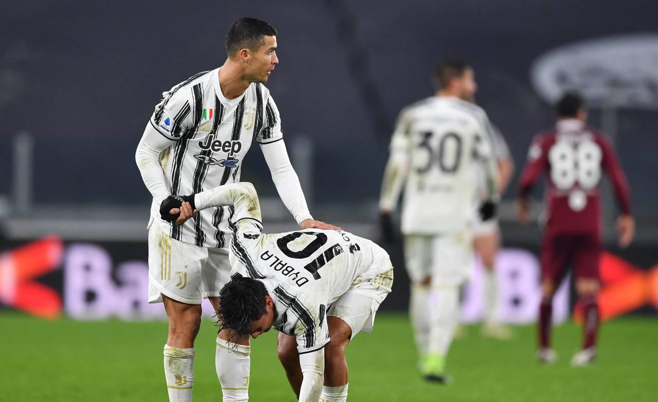 Calciomercato Juventus Dybala Felix