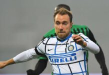 eriksen inter arsenal