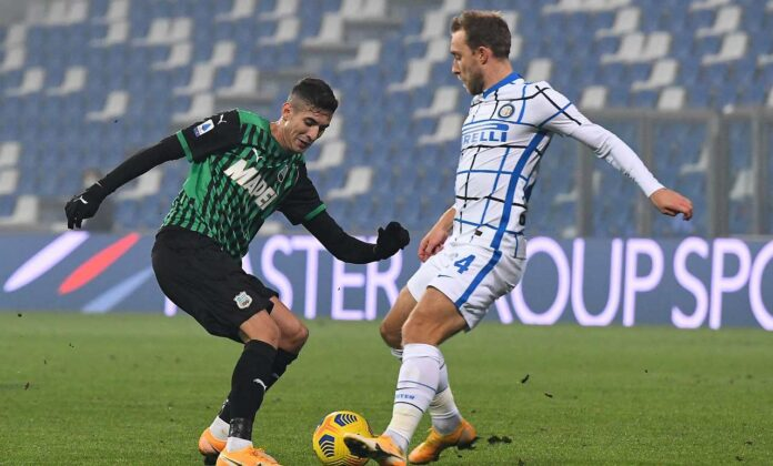 Calciomercato Inter addio Eriksen