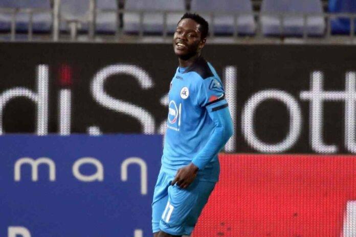 Calciomercato Spezia, UFFICIALE: rinnovo contratto Gyasi fino al 2023