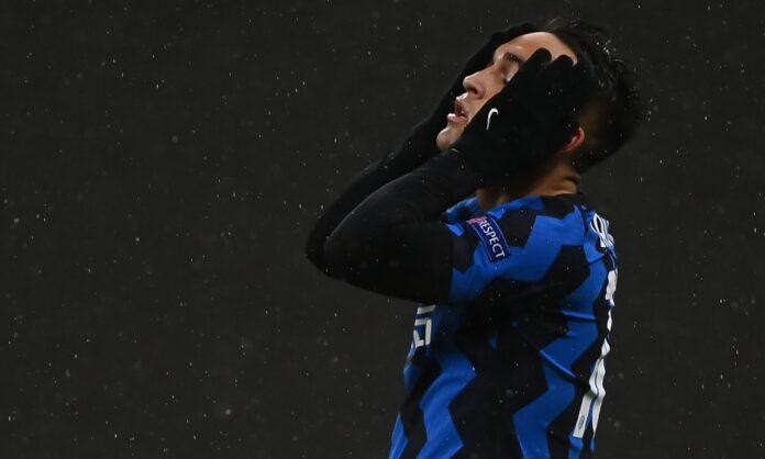 Inter Shakhtar Lautaro Martinez