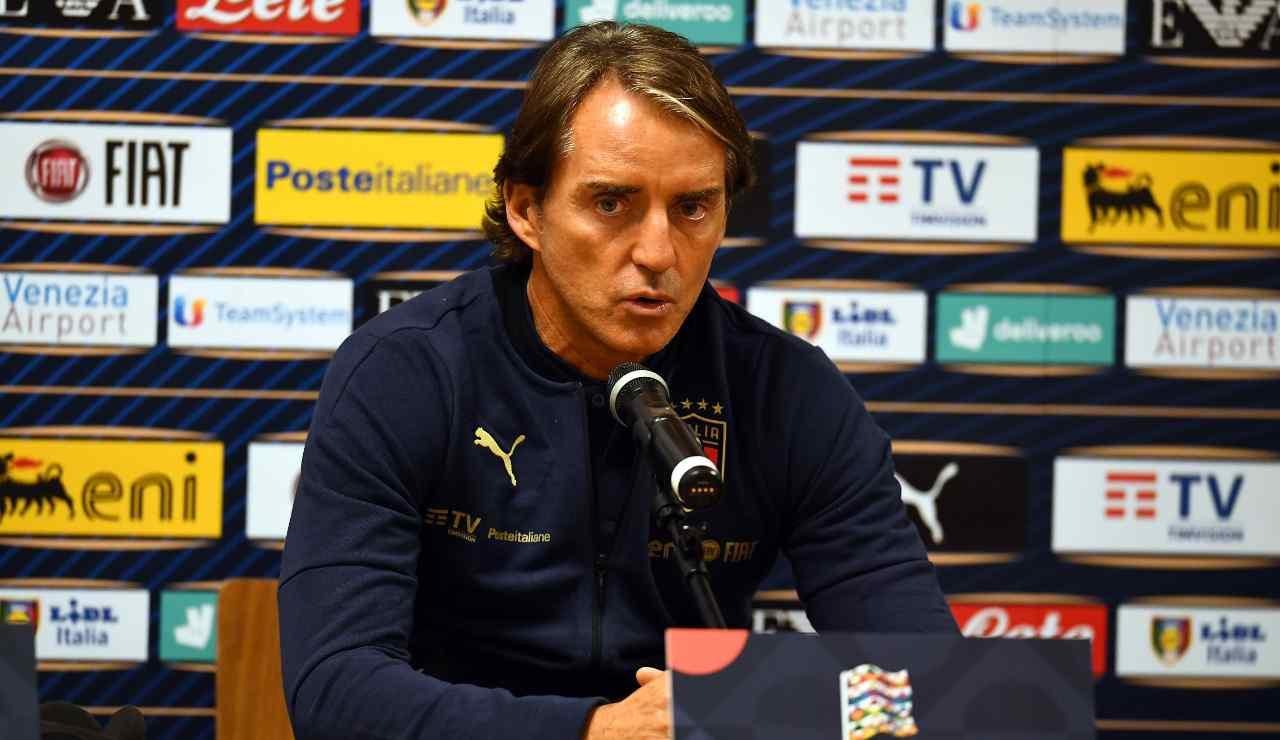 Mancini Nations League Europei