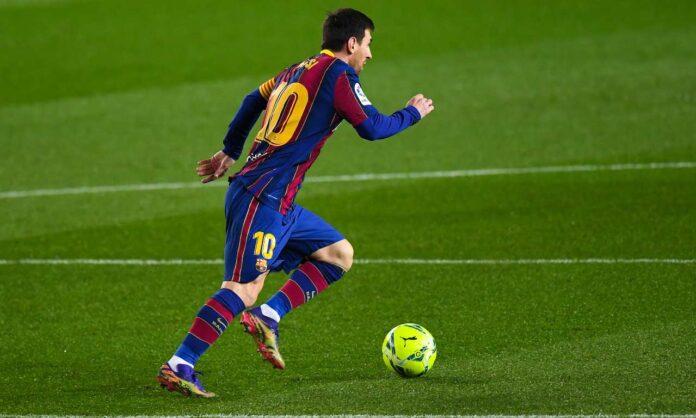 Calciomercato addio Messi