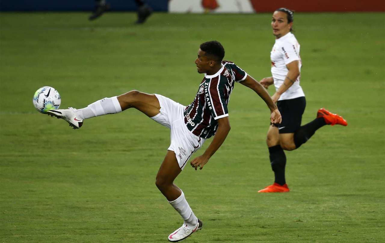Calciomercato Inter: colpo Marcos Paulo a parametro zero