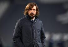 Inter-Juventus, primo tempo disastroso: piovono critiche su Pirlo