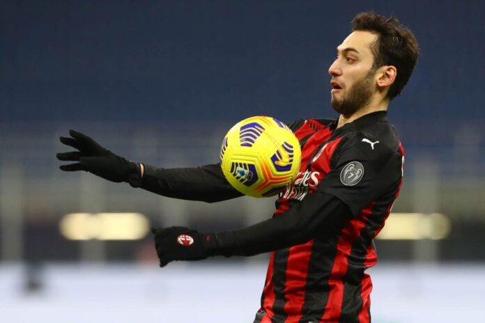 Calciomercato Milan, si avvicina il rinnovo di Calhanoglu   Le cifre