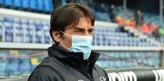 Roma-Inter, caos su Conte per i cambi | Piovono critiche: ecco i dati