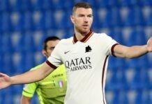 Calciomercato Juventus e Roma, scambio folle per Dzeko | La risposta