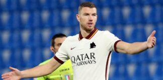 Calciomercato Juventus e Roma, scambio folle per Dzeko   La risposta